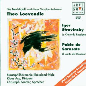 Loevendie/de Sarasate: Die Nachtigall / Stravinsky: Le Rossignol