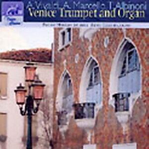 VIVALDI, MARCELLO, ALBINONI-VENICE ORGAN WORKS