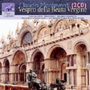 VESPRO DELLA BEATA VERGINA- C. MONTEVERDI - 2CD