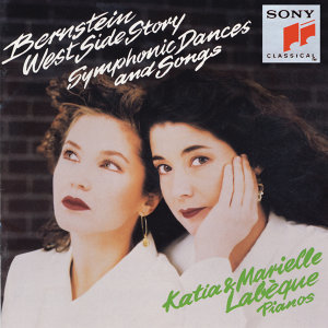 Bernstein: Symphonic Dances from West Side Story (arranged for Two Pianos); Songs