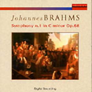 BRAHMS - SYMPHONY N. 1 IN DO MINORE