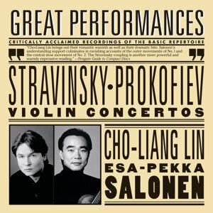 Prokofiev and Stravinsky Violin Concertos