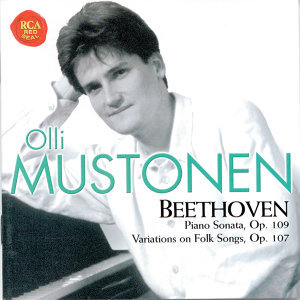 Beethoven: Sonate op. 109/Themes And Variations On Folk Songs op.107