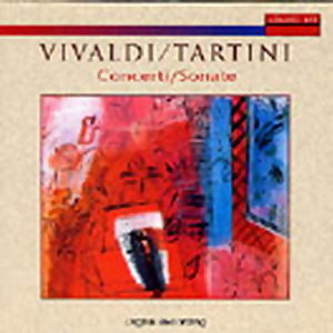 VIVALDI TARTINI - CONCERTI/SONATE