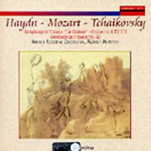HAYDN - MOZART - TCHAIKOVSKY