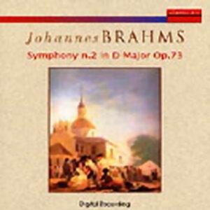 BRAHMS - SINPHONY N. 2 IN RE MAGGIORE, OP. 73