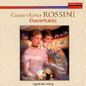GIOACCHINO ROSSINI - OUVERTURES