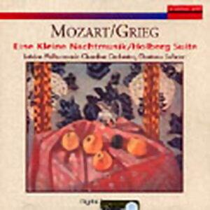 MOZART - GRIEG