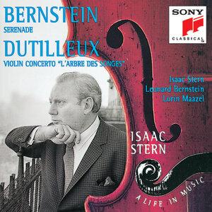 Bernstein/Dutilleux:  Violin Concertos