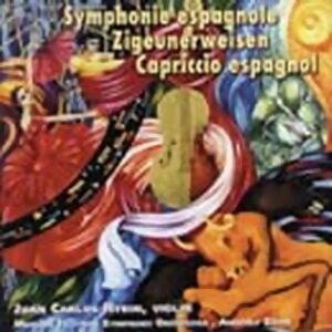 SYMPHONIE ESPAGNOLE