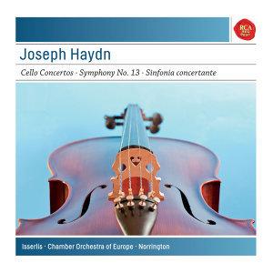 Haydn: Cello Concertos No. 1 in C Major & No. 2 in D Major; Symphony No. 13 in D Major; Sinfonia Concertante in B-Flat Major - Sony Classical Masters