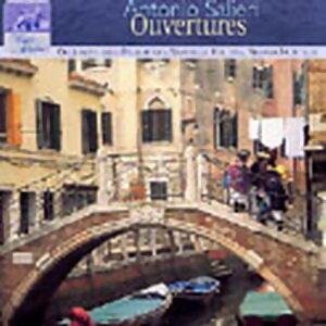 ANTONIO SALIERI - OUVERTURES