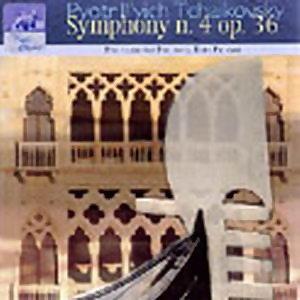 P.I TCAHIKOVSKY SYMPHONY N. 4 OP. 36