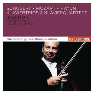 Schubert, Haydn: Piano Trios / Mozart: Piano Quartet