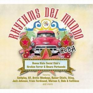 Rhythms Del Mundo Cuba(音樂地球‧慈善特輯)