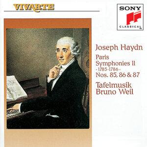 Paris Symphonies Hob. I: 85, 86 & 87