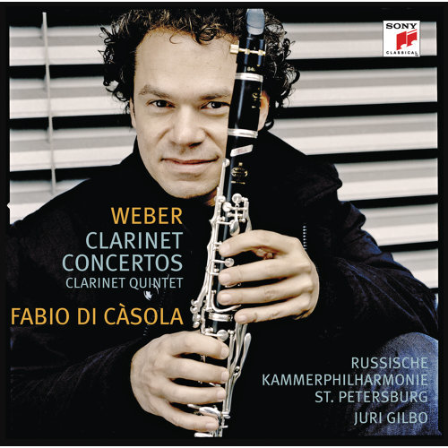 Weber: Concertos For Clarinet And Orchestra