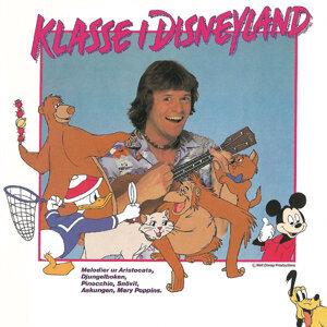 Klasse i Disneyland