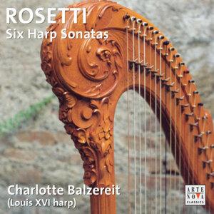 Antonio Rosetti: Harfensonaten
