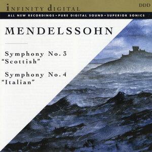 "Mendelssohn: ""Scottish"" & ""Italian"" Symphonies"
