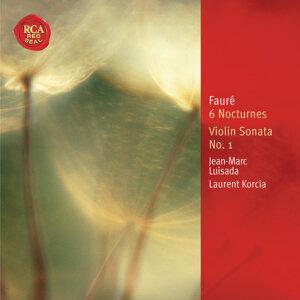Fauré: 6 Nocturnes; Violin Sonata