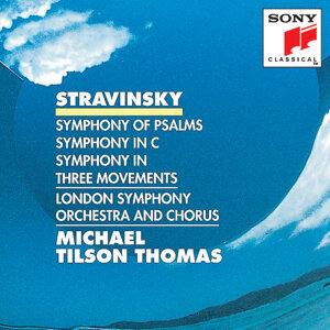 Stravinsky: Symphony of Psalms, Symphony in C; Symphony in Three Movements