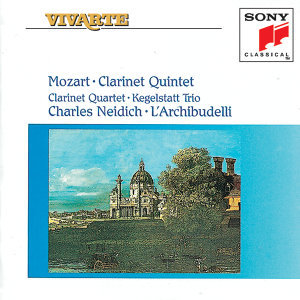 Mozart: Chamber Music with Clarinet