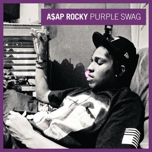 Purple Swag
