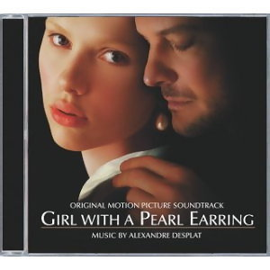 戴珍珠耳環的少女電影原聲帶(Girl with a Pearl Earring) - Original Soundtrack Recording