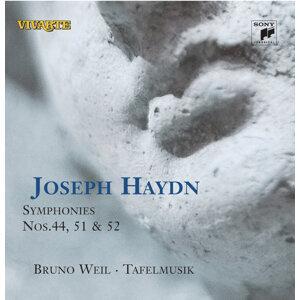 Haydn: Symphonies Nos. 44, 51 & 52