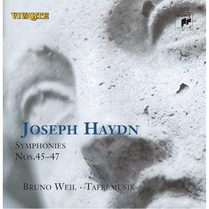 Haydn: Symphonies Nos. 45 - 47