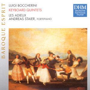 Boccherini: Keyboard Quintets G415, G412, G418, G410