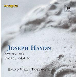 Haydn: Symphonies Nos. 50, 64, 65