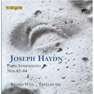 Haydn: Paris Symphonies Nos. 82 - 84