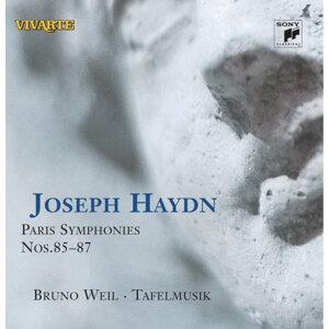 Haydn: Paris Symphonies Nos. 85 - 87