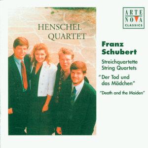 """Schubert: String Quartets """"Der Tod und das Mädchen"""" D810/D87"""