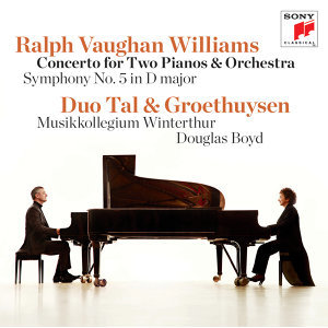 Vaughan Williams: Concerto for Two Pianos & Orchestra/Symphony No. 5