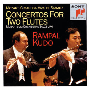 Concertos For Two Flutes
