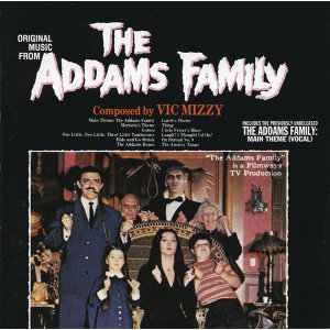 The Addams Family (Original Music From The T.V. Show)