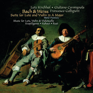 Music for Lute, Violin & Violincello