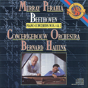 Beethoven:  Concertos for Piano and Orchestra No. 1 & 2