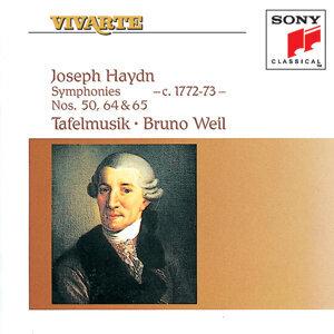 Haydn: Symphonies Hob. I: 50, 64 & 65