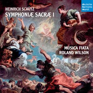 Heinrich Schütz: Symphoniae Sacrae I