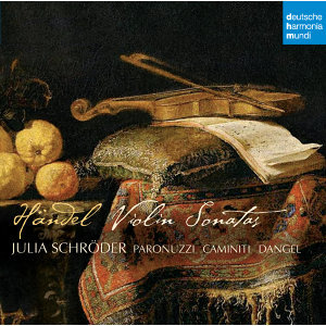 Händel: Violinsonaten