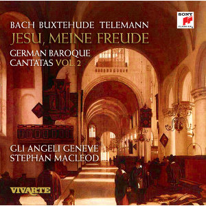 German Baroque Cantatas Vol. 2