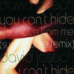 You Can't Hide (Your Love From Me)