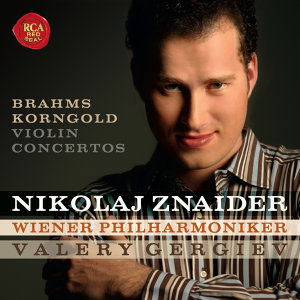 Brahms and Korngold Violin Concertos