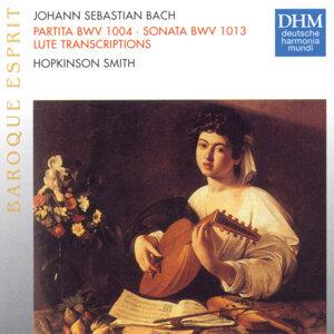 J.S. Bach: Partita BWV 1004, Sonata BWV 1013