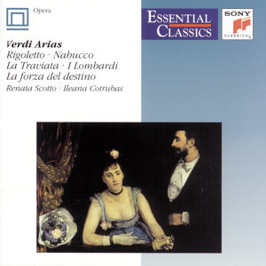 Essential Classics IX Verdi: Arias
