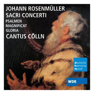 Johann Rosenmüller: Sacri Concerti